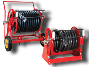 Floor-Mounted-Type-Hose-Reel