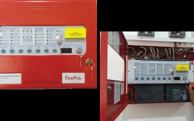 Cara Program Panel Kentec FirePro Sigma A-XT