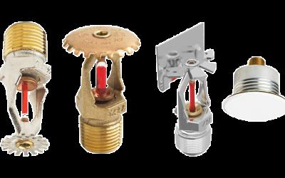 Tipe-tipe Head Sprinkler Dan Perbedaannya